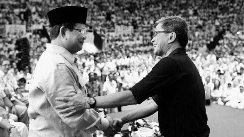 Inilah Motif Rocky Serang Prabowo