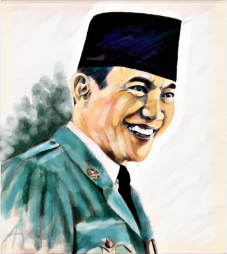 Bung Karno [2] Gagasan Besar yang Ikonis di Jakarta