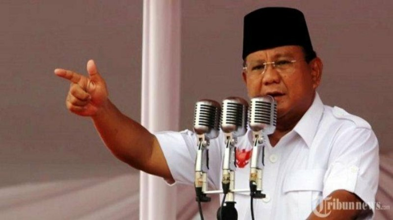 Prabowo Membuka Aibnya Sendiri