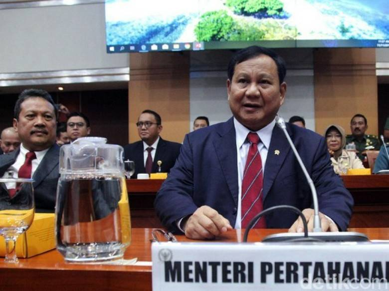 "Prabowo: ""Prayer is Not a Strategy"""