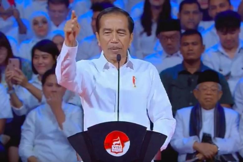 Jokowi Kecele, Diduga Ada Dua Draf Revisi UU KPK?
