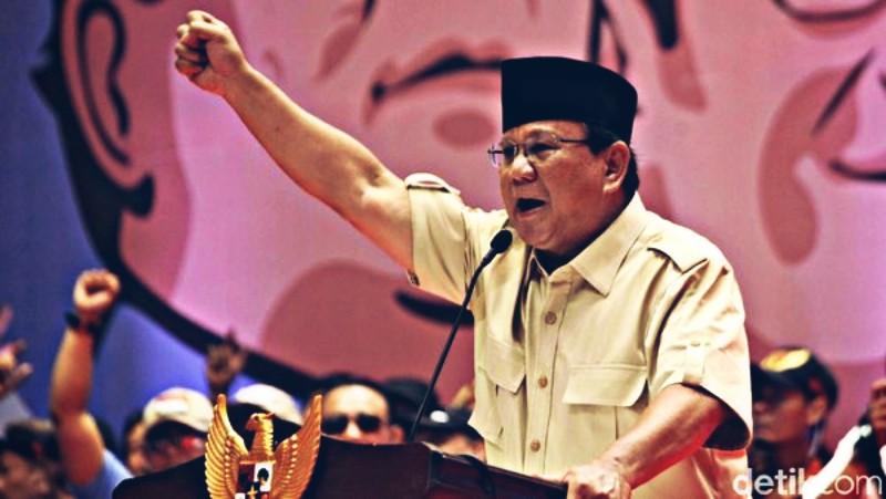 Secangkir Kopi dalam Pidato Prabowo