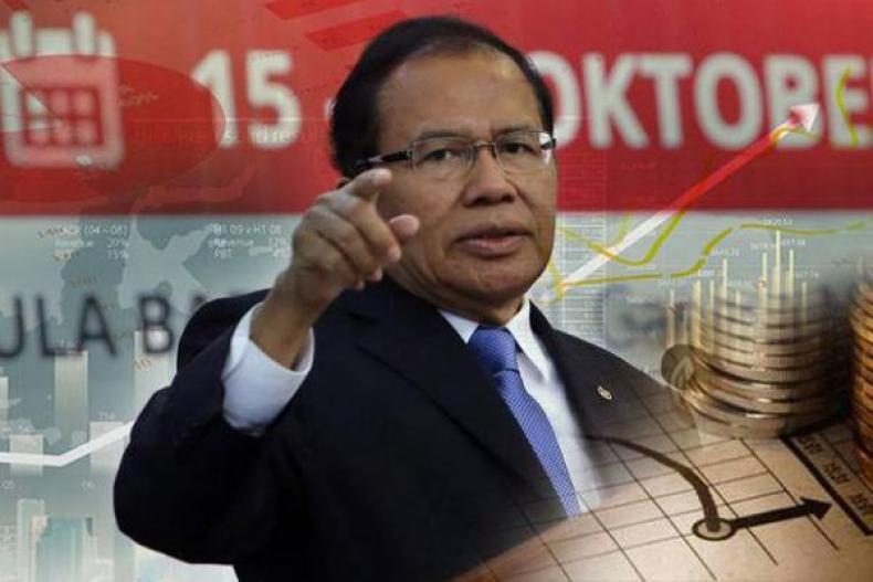 Kalau Terjadi Penggulingan, Jokowi Harus Legowo? Ah, Becanda Kamu, Zal!