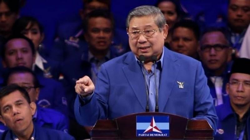 Kekhawatiran SBY terhadap Kampanye Eksklusif Prabowo Terbukti