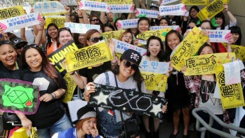 Menjadi Pendukung Tidak Harus Seperti Pengidola Penyanyi K-Pop?