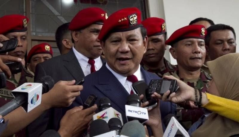 Prabowo Lebih Militeristik dari Militer