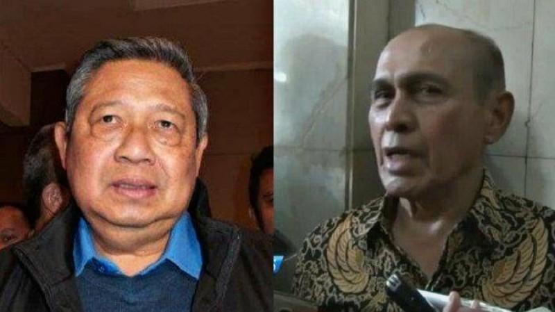 SBY Disundul Setan Gundul