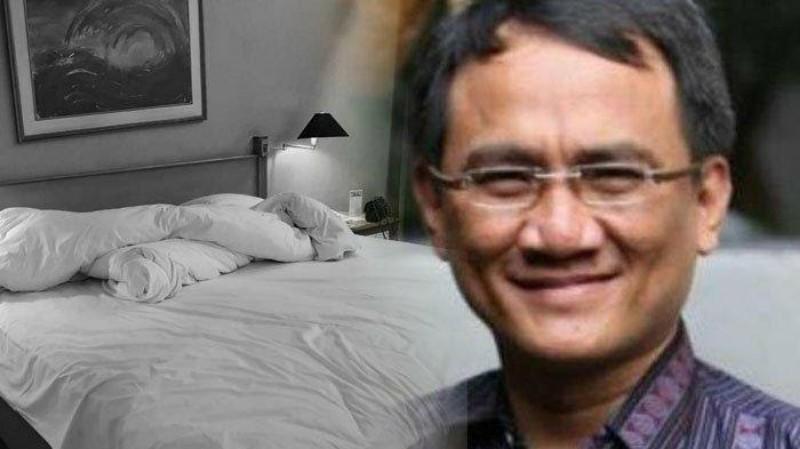 """Andi Arief """"Pangeran Tweet"""" yang Kesandung Narkoba"""
