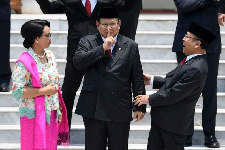 Reaksi Prabowo Soal Natuna yang Diklaim China di Luar Ekspektasi