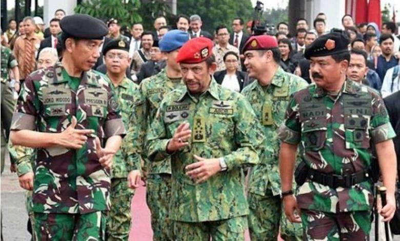 Komitmen Jokowi Hancurkan Teroris Khilafah dan Kaum Intoleran