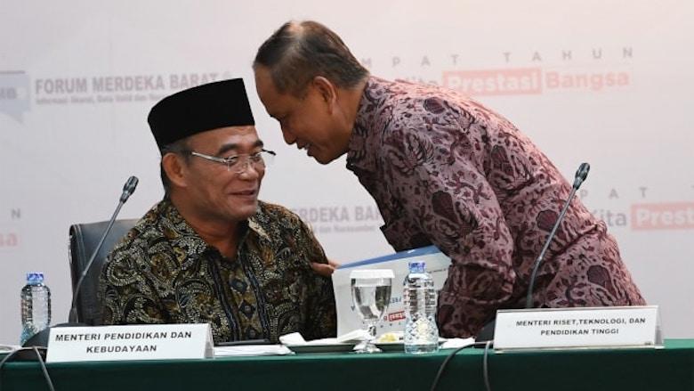 Peringatan Keras Jokowi kepada Dua Menteri
