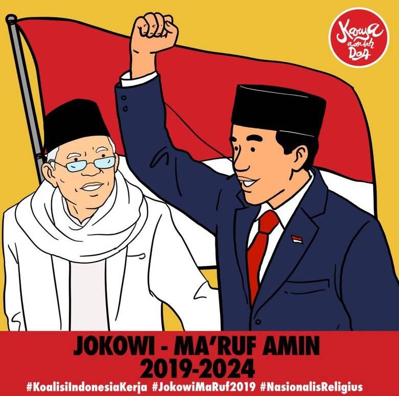 Optimisme Jokowi versus Pesimisme Prabowo, Pilih Mana?