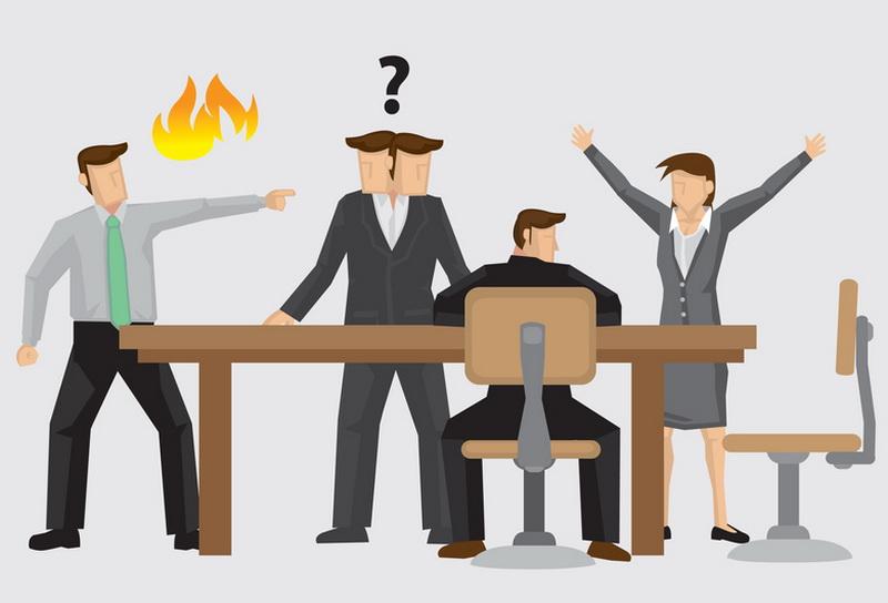 Manajemen Konflik [2] Konflik di Tempat Kerja, Mengapa Konflik Harus Dihindari?