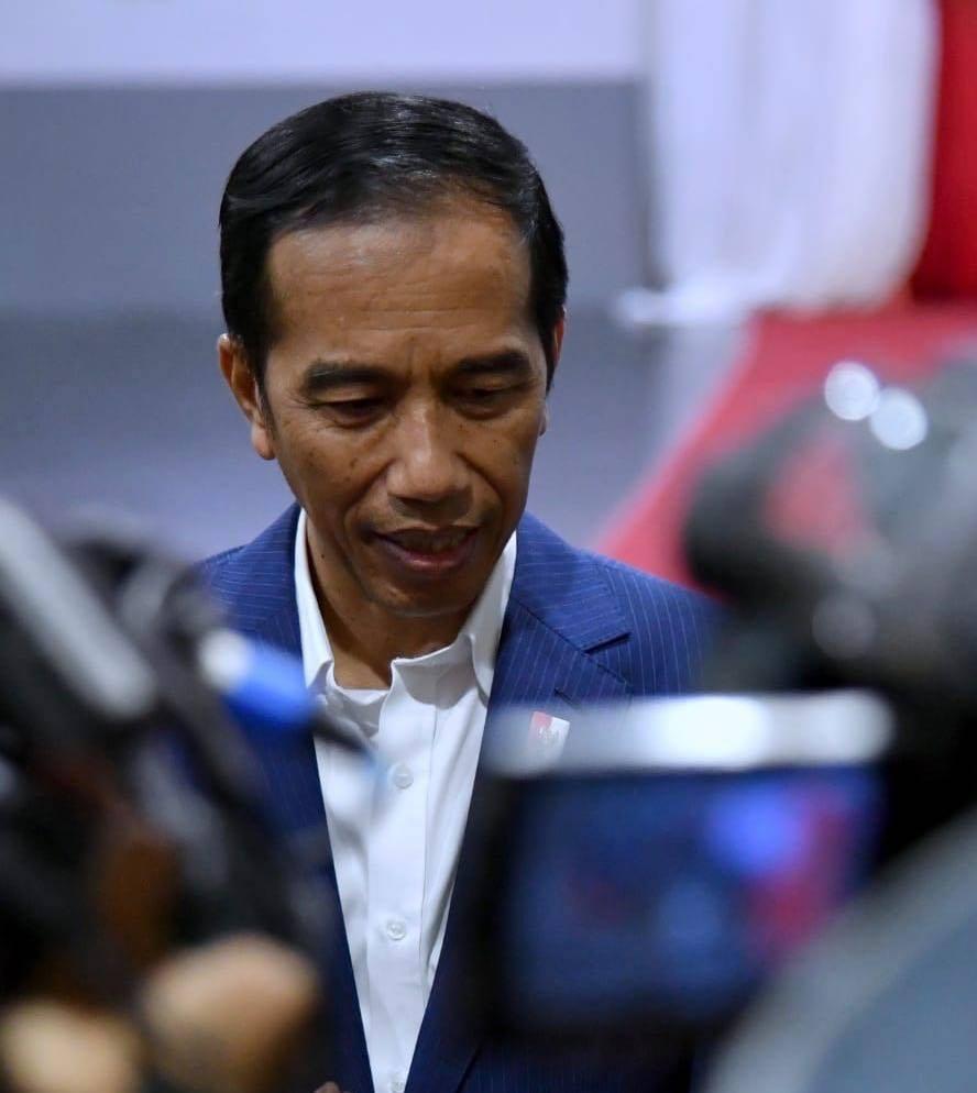 Tolak Beberapa Substansi Materi UU KPK, ini Penjelasan Jokowi