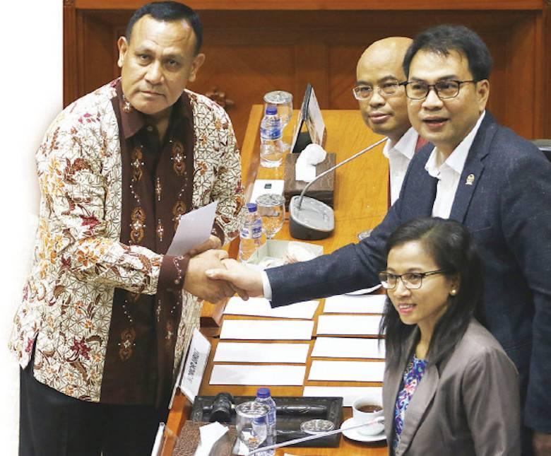 Optimisme Masyarakat kepada Komisioner KPK Terpilih