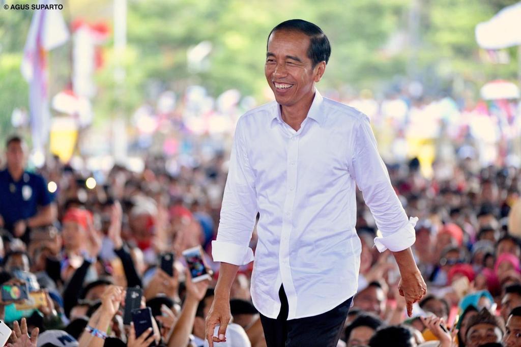 Kemenangan Jokowi Semakin Tampak