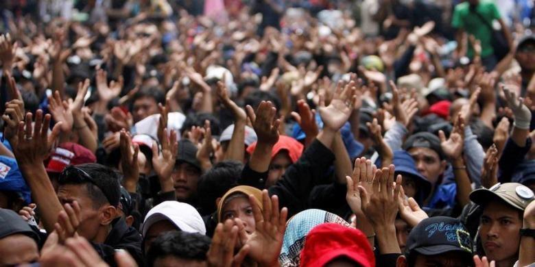 Masyarakat Sambut Optimis Omnibus Law