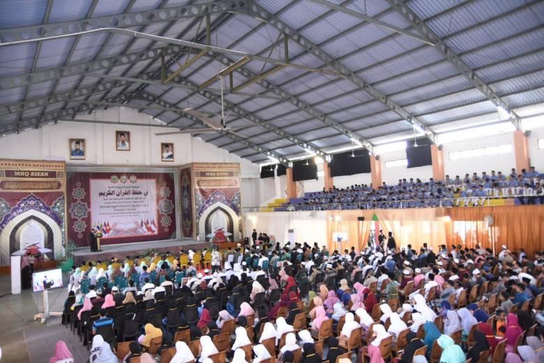 Ponpes Darunnajah Gelar Musabaqah Hifzil Quran ke-5 Antar Pesantren Tingkat ASEAN