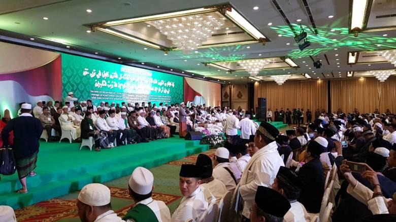 Multaqo Ulama dan Habaib Menolak Provokasi Inkonstitusional