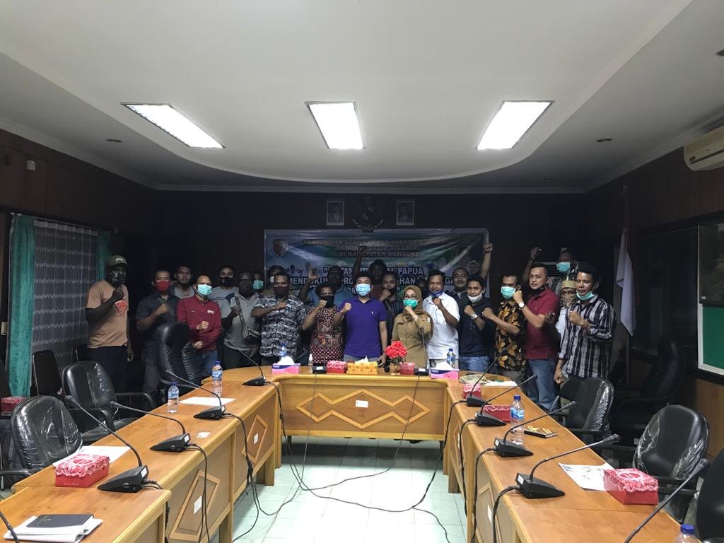 Inovasi BRG dengan Yayasan Kitong Bisa Kembangkan Masyarakat  Papua