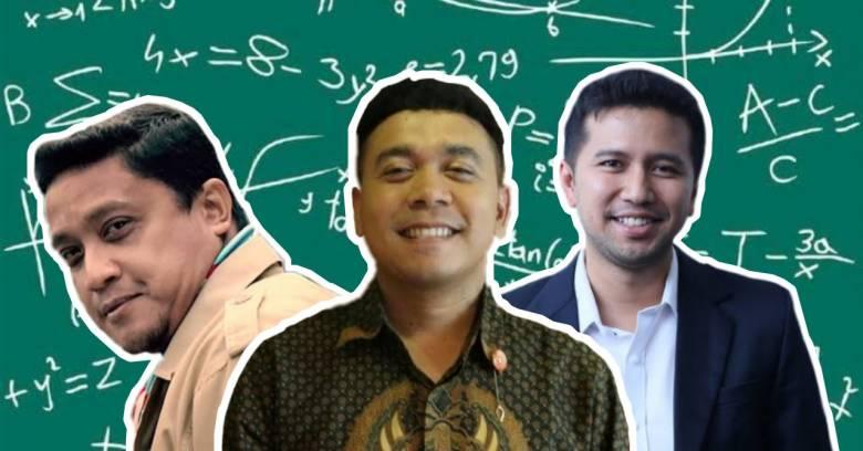 Kolaborasi Trio Billy Mambrasar, Emil Dardak dan Dede Yusuf Dukung  Arahan Jokowi