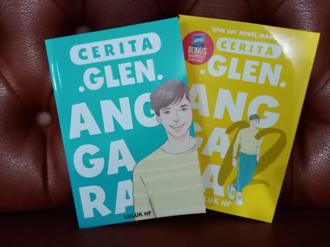 Novel 12 Cerita Glen Anggara Terjual 3.000 Eksemplar Dalam Satu Menit