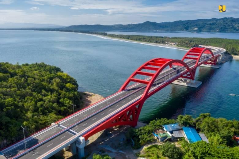 Jembatan Holtekamp Bukti Cinta Pemerintah Kepada Papua