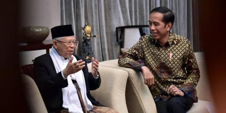 Masyarakat Dukung Pemerintahan Jokowi-Ma'ruf 5 Tahun ke Depan