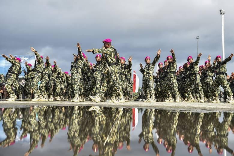 Profesi Tentara Menurut Mantan Danjen Koppasus