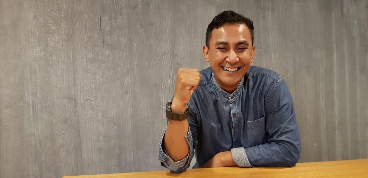 Ketua KCMI, Rezky Tuanany: Survey Jeblok Jangan Kambinghitamkan KPU