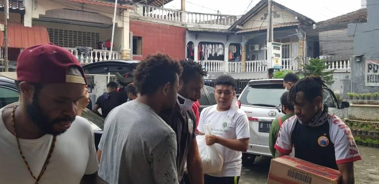 Begini Aksi Billy Mambrasar kepada Mahasiswa Papua Asal Pegunungan Tengah di Jakarta
