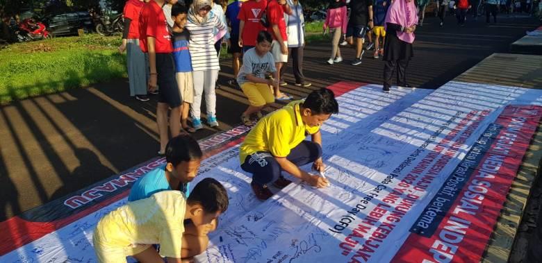 FPMSI Gelar Kampanye Literasi dan Ajak Masyarakat Posting Konten Positif Dukung Kebijakan Pembangunan Nasional