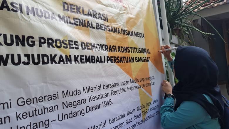 Ajak Masyarakat Dukung Keputusan Mahkamah Konstitusi