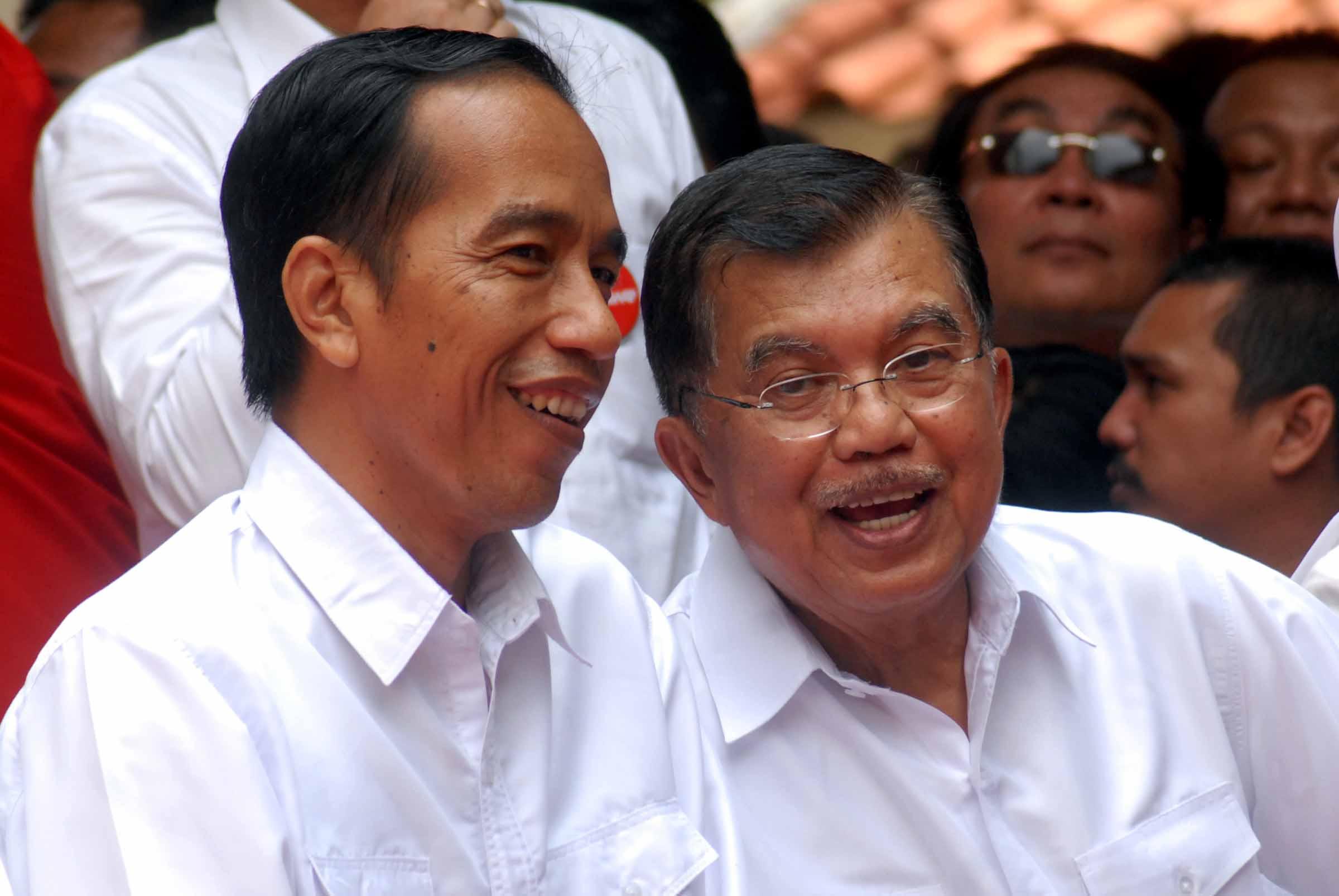 Menguping Rembuk Nasional Dua Tahun Pemerintahan Jokowi-JK