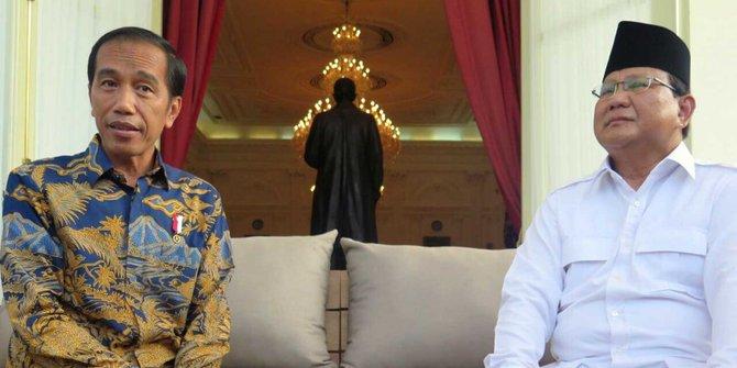 Prabowo Takkan Jegal Jokowi, Memangnya Siapa Yang Mau Jegal?