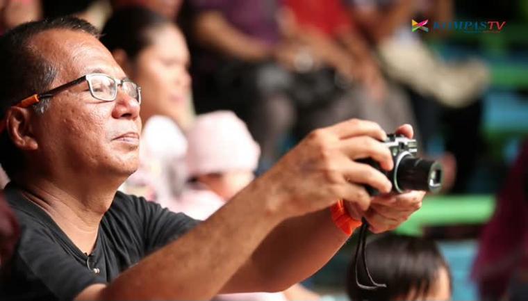 Arbain Rambey, Fotografer Senior Harian Kompas Yang Saya Kenal