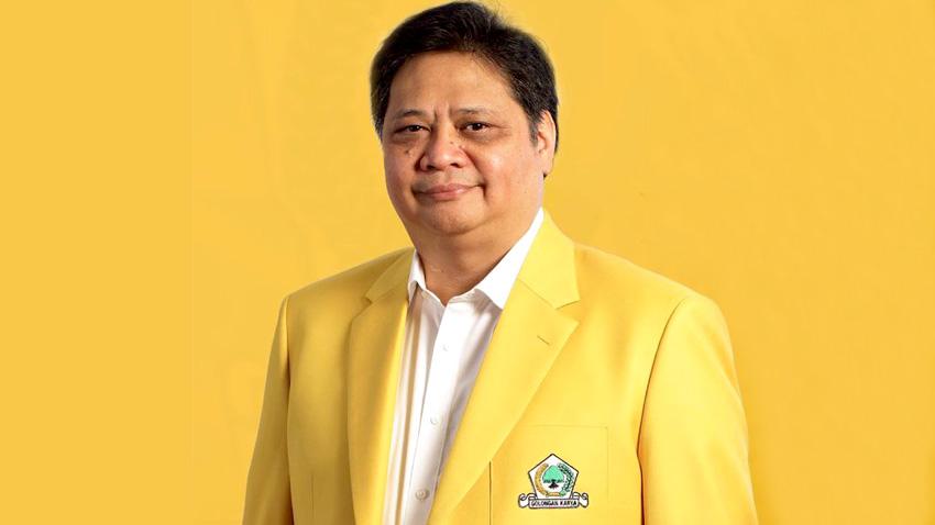 Airlangga Hartarto, Ketua Umum Baru Partai Golkar!