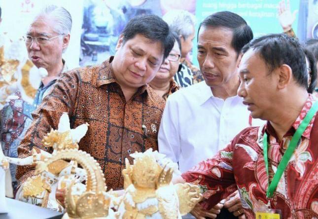 Nasib Airlangga Masih Tunggu Keputusan Presiden Jokowi