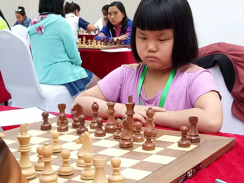 Samantha Edithso, Calon Grand Master Termuda di Dunia dari Indonesia