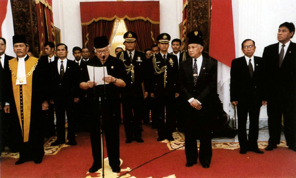 Bagaimana Cara Menjadi Menteri di Indonesia?
