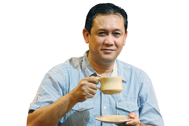 Denny Siregar, TV One, Media Sosial dan Politik