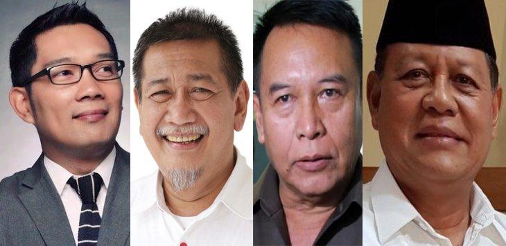 """Warna-warni """"Ideologi Politik"""" di Pilkada Jawa Barat"""