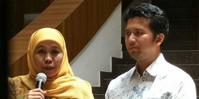 Jokowi dan SBY soal Pencalonan Khofifah Indar Parawansa