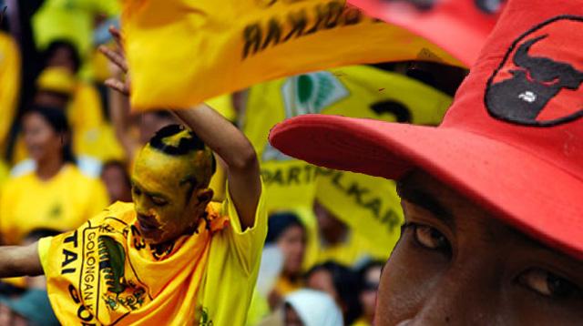 Wajar PDIP Iri kepada Golkar Yang Dimanja Istana
