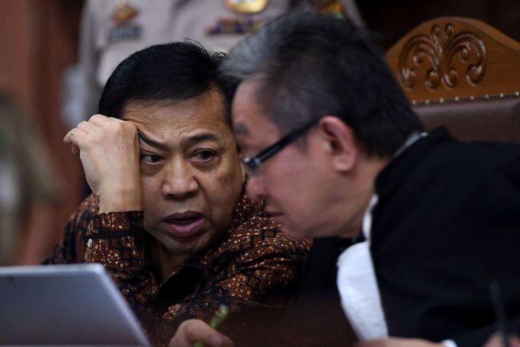 Kasus Dugaan Korupsi KTP Elektronik Masuki Babak Baru