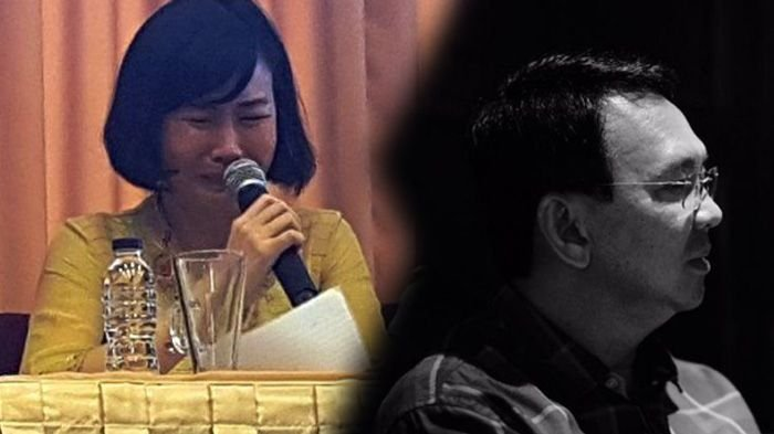 "Ahok Gugat Cerai Vero, ""So What""?"