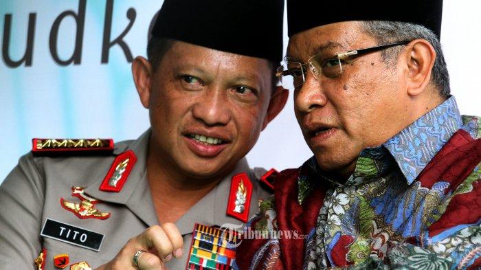Soal Pak Tito, Said Aqil Siradj Tak Perlu Menakut-nakuti Orang