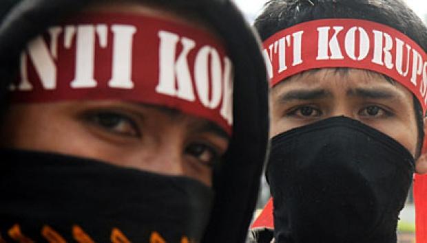Saya Abraham, Mengajak Generasi Muda Makassar Tidak Korupsi!
