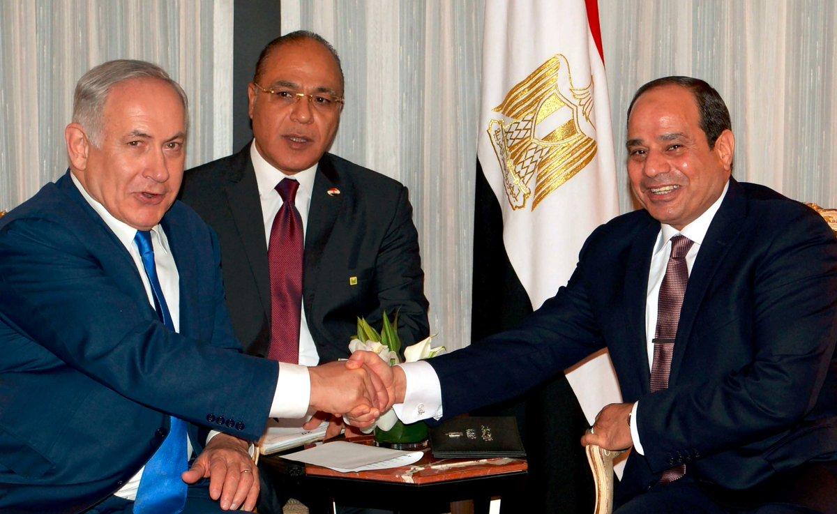 Nasib Palestina, Mesir-Israel Mesra dengan Ekspor Gas Alam