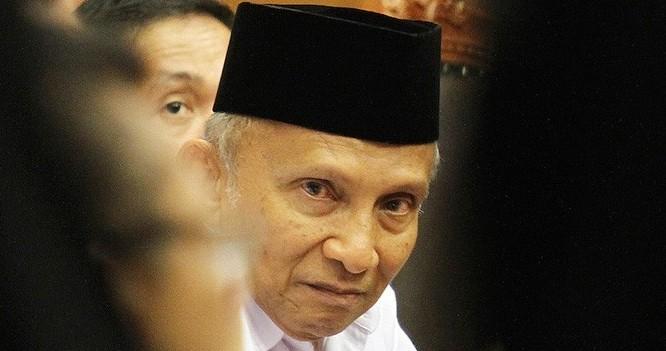 Amien Rais, PKI, dan Gubernur Anies Baswedan